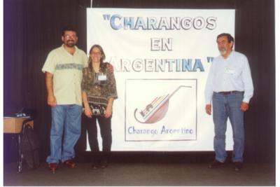 Charangos en Argentina 2001